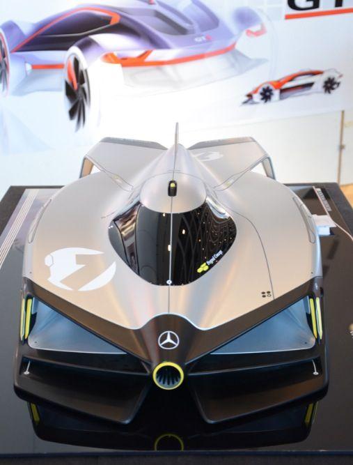Mercedes Concept FH Pforzheim [Futuristic Vehicles…