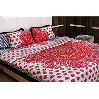 indian gallery silk covers duvet road madras products cover patchwork cotton