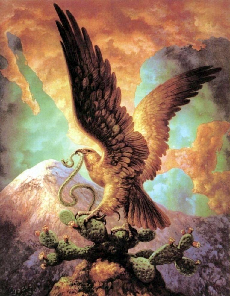 Jesús Helguera. Alegoría Patria Art Jesús Enrique