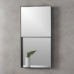 15 X30 Shift Rectangular Wall Mirror Living Pinterest