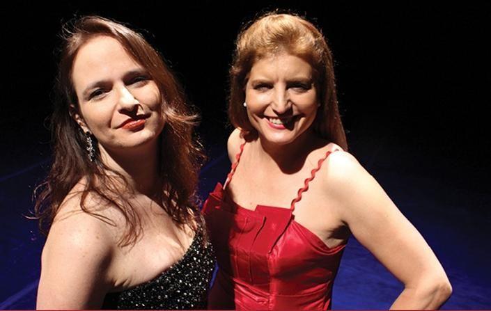 """Parceria com o Sesi apresenta """"Cores da Voz"""" nesta quinta no Teatro Nelson Rodrigues"""
