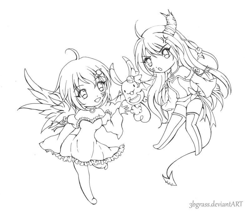 Pingl par marjolaine grange sur coloriage chibi pinterest coloriage coloriage manga et chibi - Coloriage manga livre ...