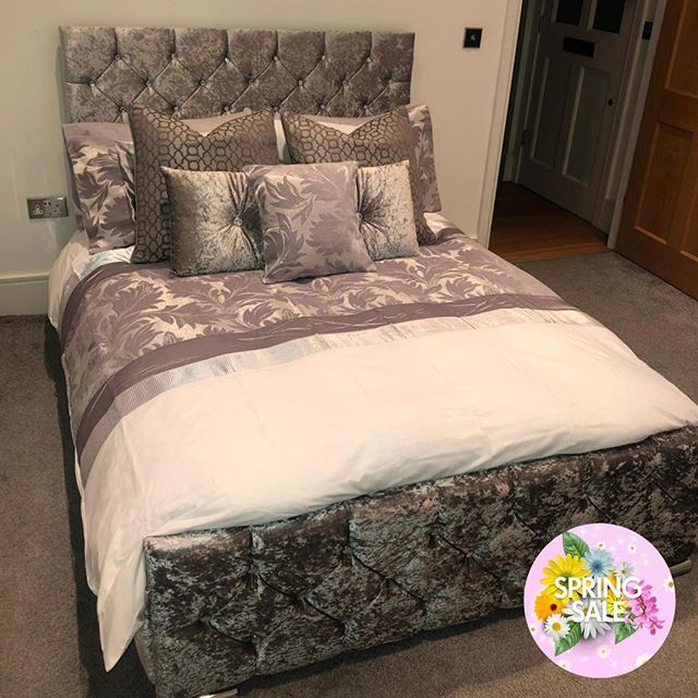 Our Bespoke Beds Are Made To Order To Your Choice Of