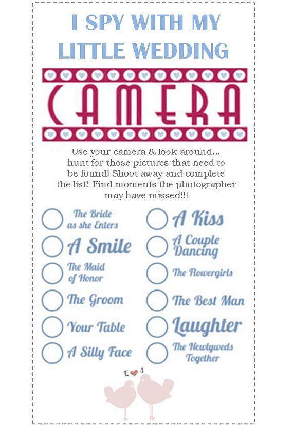diy wedding i spy printables printable i spy wedding cards diy