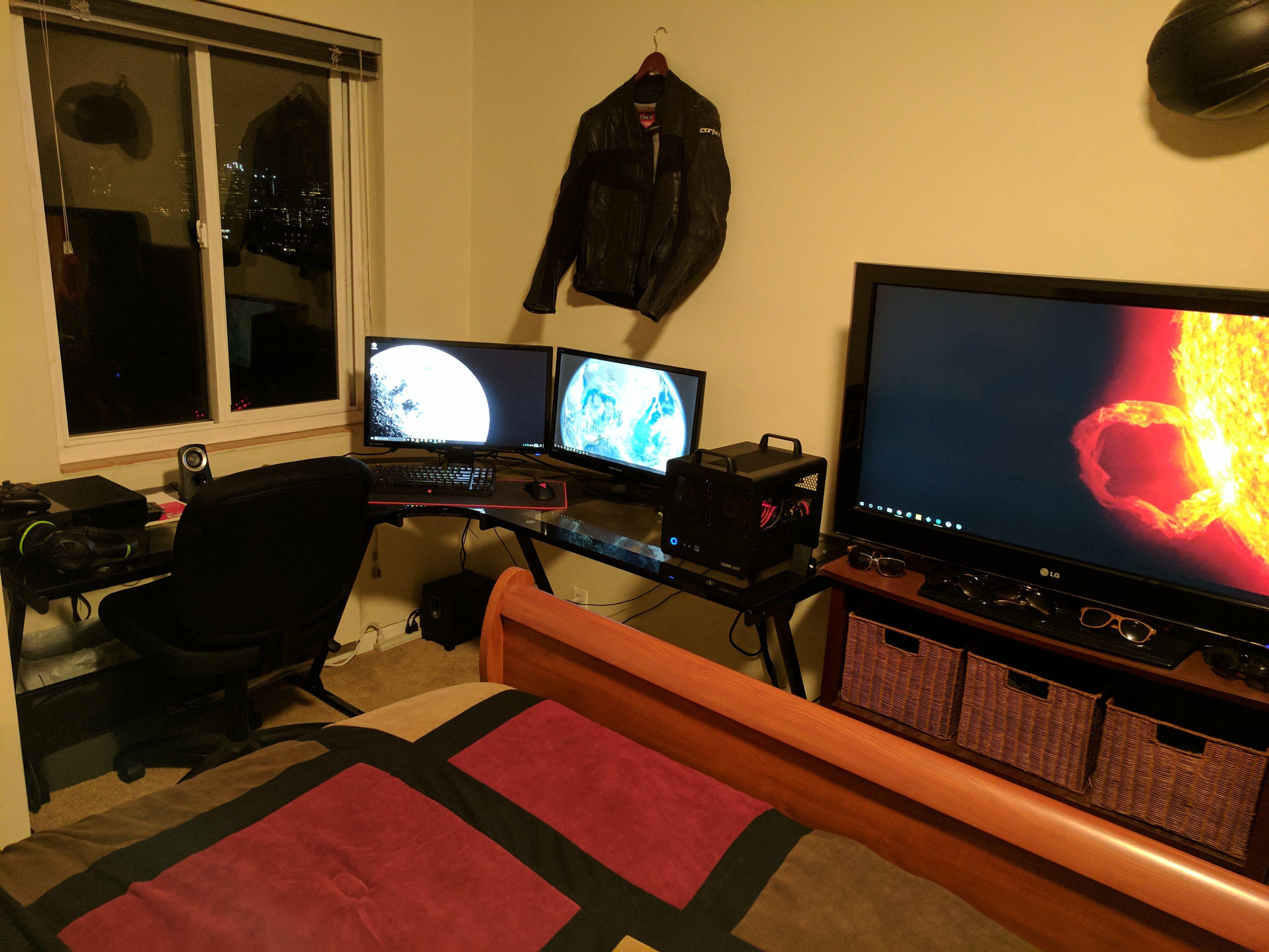 Seattle Bedroom Furniture Seattle Bedroom Office Game Station Bestgamesetupscom