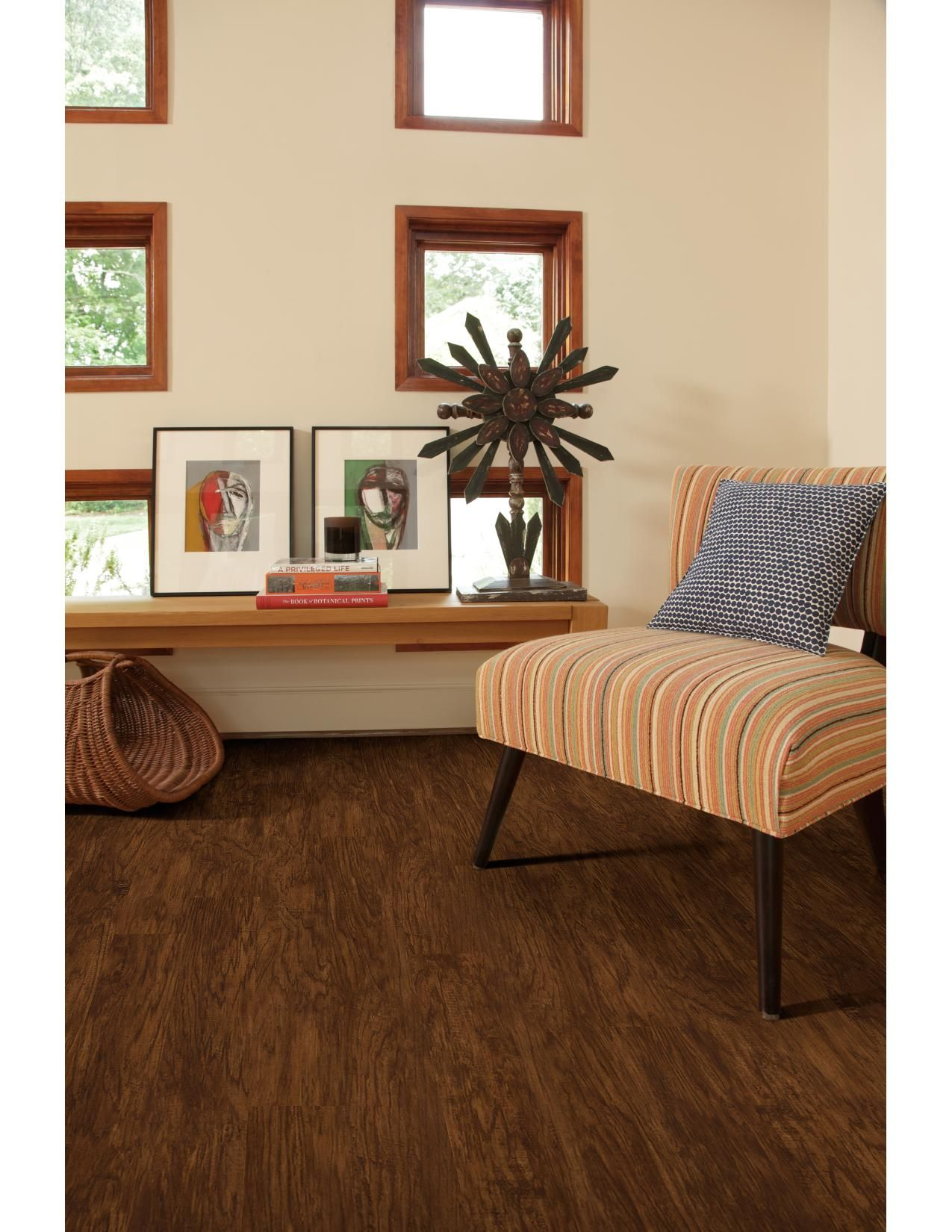 From dawn to dusk, our Downs H2O Shaw Dusk flooring will