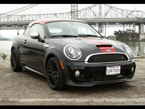 2012 Mini Cooper Coupe John Cooper Works Review