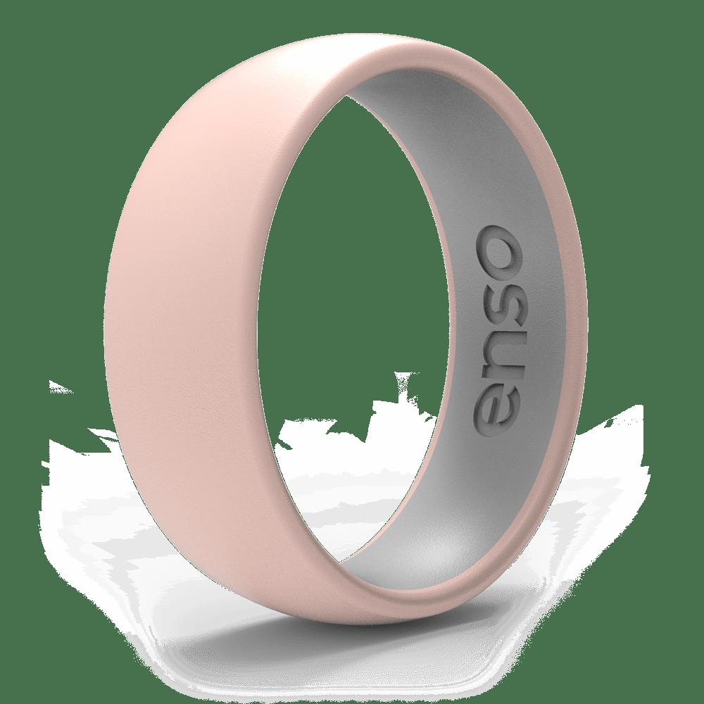 The Premium Fashion Forward Silicone Ring Handmade in The USA ...