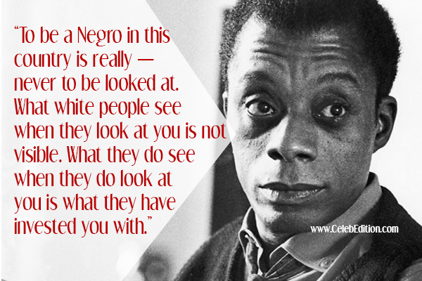12 James Baldwin Quotes on Being Black in America | James ...