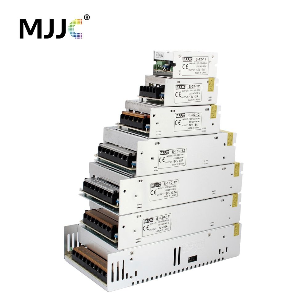 Led Power Supply Unit 12v Dc 1a 2a 5a 10a 15a 20a 30a 50a 70a 840w 220v Volt Switching Adapter Supplys 110v Ac To 12