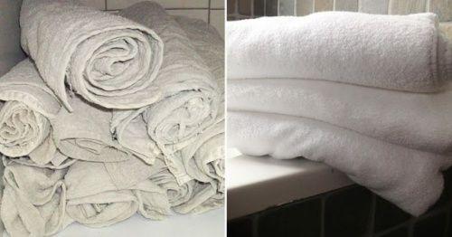 ein effektiver trick mit denen du deine handt cher wie neu werden l sst haushalt pinterest. Black Bedroom Furniture Sets. Home Design Ideas