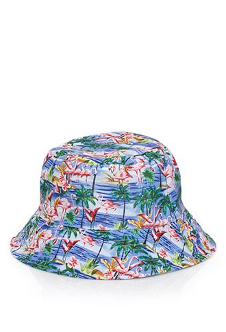 e075c01a8daf1e BUCKET HAT | Forever 21 | My Style | Hats, Flamingo print, Bucket hat