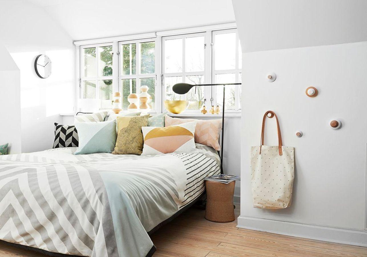 16 idées déco pour la chambre - Elle Décoration  Idée déco
