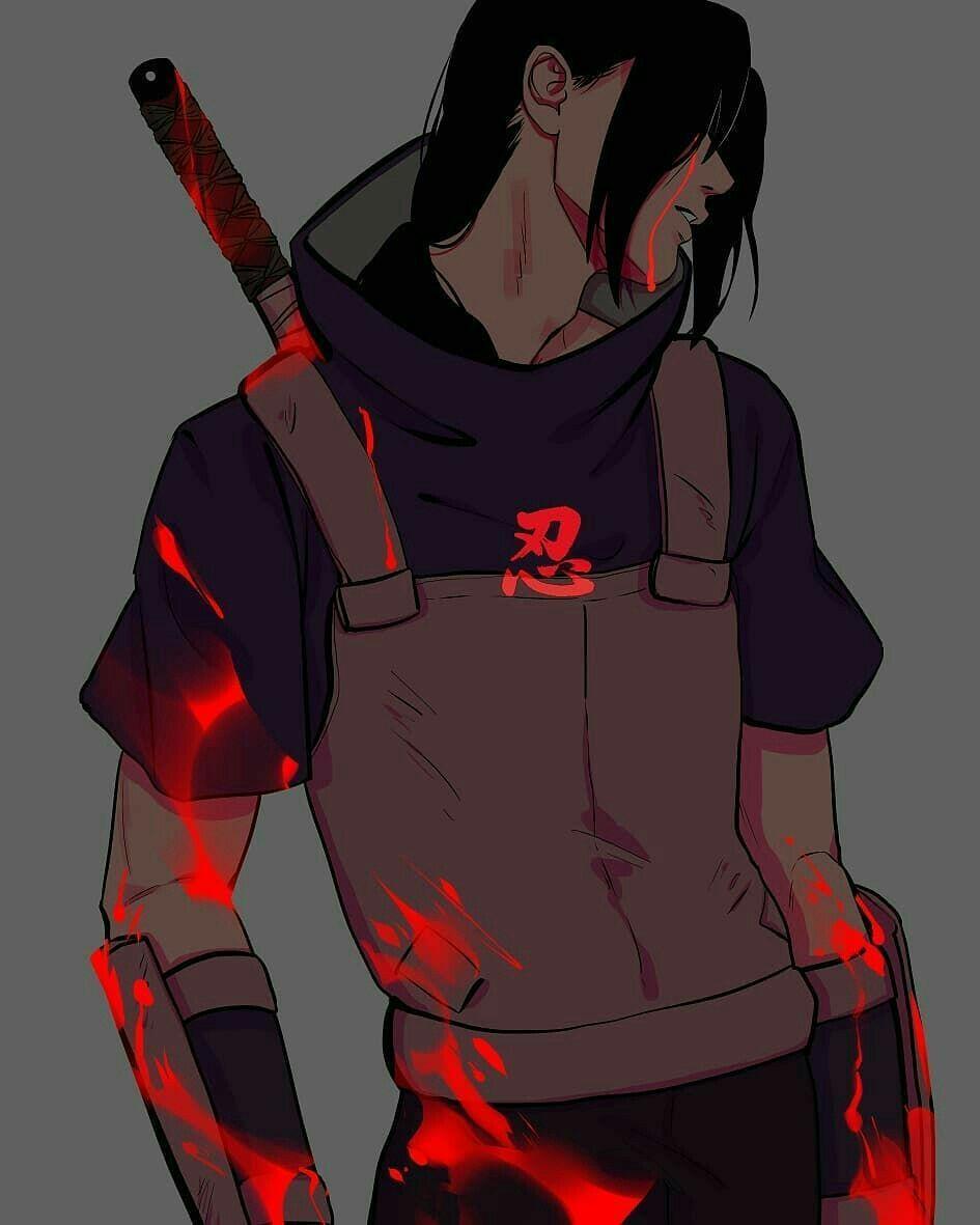 Naruto Scenarios  - 10.Kiedy ktoś cię zdenerwuję i jemu się za to dostaje.