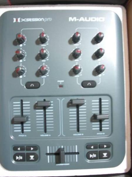 BRAND NEW IN BOX *M-AUDIO TORQ MIXLAB USBMIDI DJ MIXER CONTROLLE