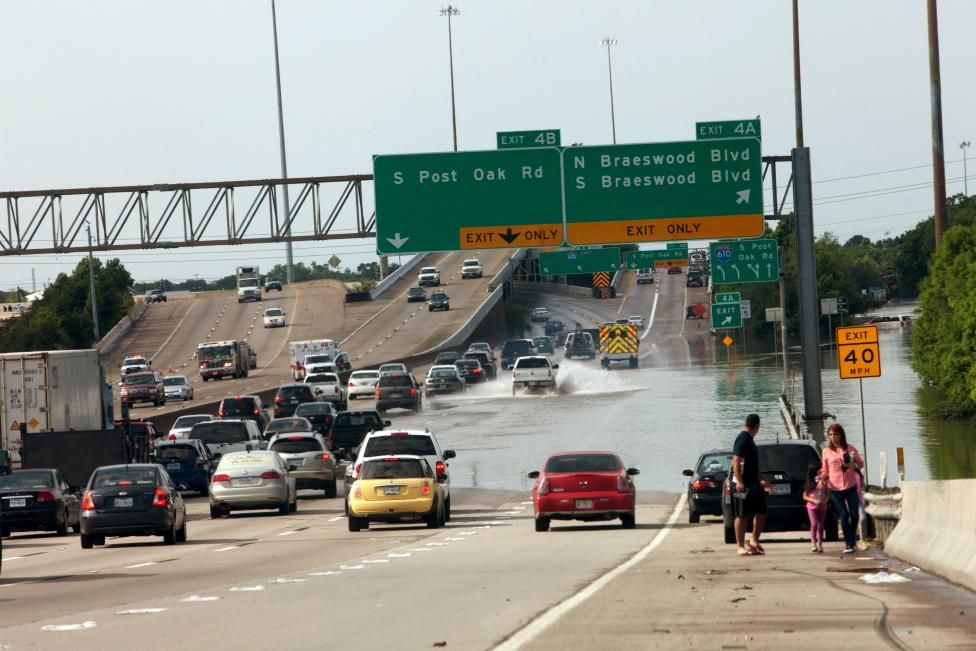 Torrential floods in Texas Pictures Reuters Texas