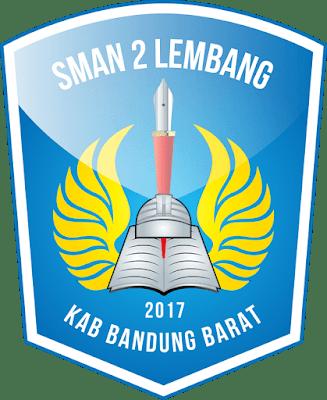 Logo Sman 2 Lembang Kab Bandung Barat