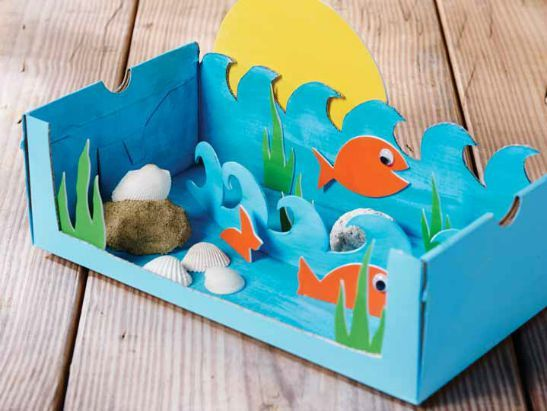 5 boredom busting summer kids craft ideas float ideas for Craft supplies for kids
