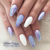 Photo of Pretty Mermaid Nails  Pretty Mermaid Nails    This image has get 0 repins.    Au…