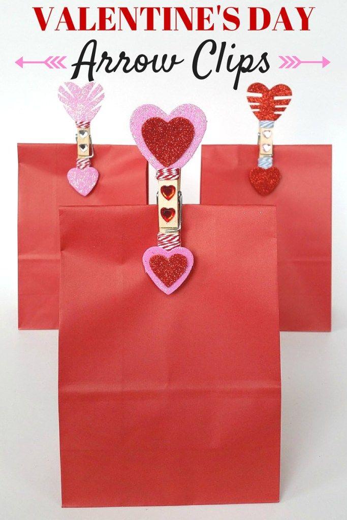 Valentine S Day Blog Hop Arrow Clips Arrow Gift And Blog