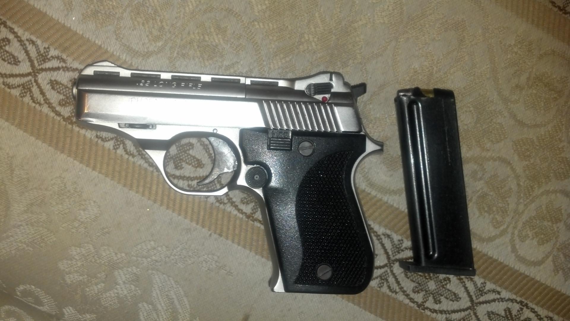 Escuadra Calibre 22mm Fuego Armas