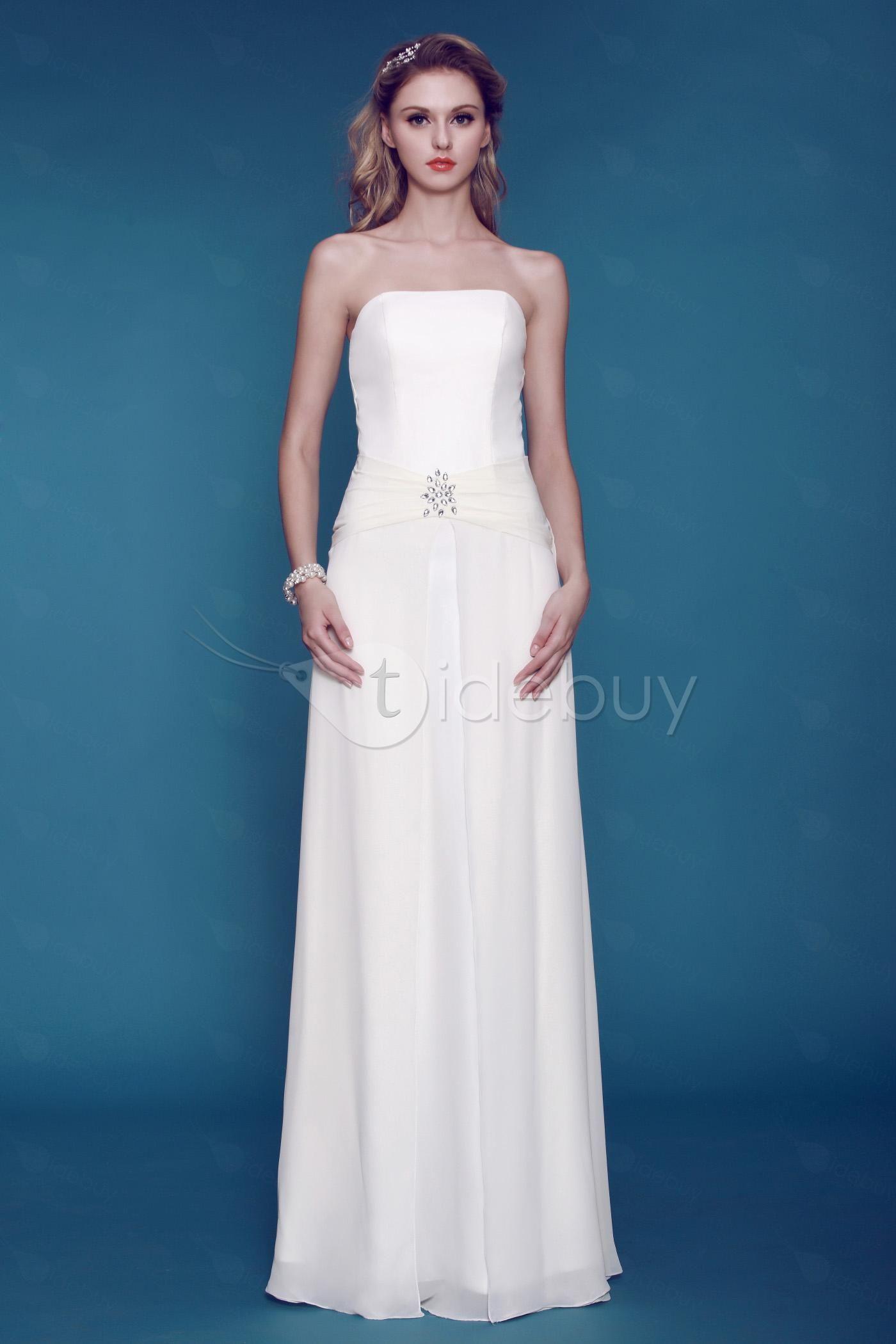 Bridesmaid dress wedding pinterest