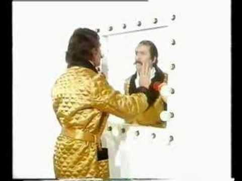 The Kenny Everett Video Show - David Essex as Marcel - YouTube