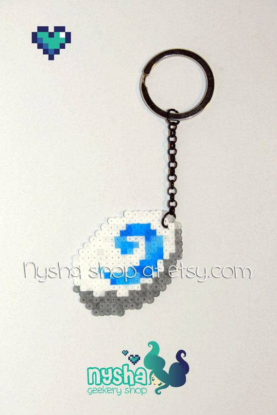 Home Is Where The Hearthstone Is The Hearthstone From World Of Warcraft Handmade With Hama Beads