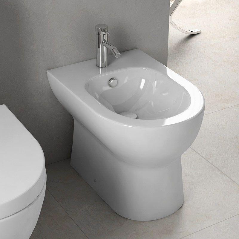 Bidet à Poser Barcelone 1 Deco Wc Et Sdb Toilet
