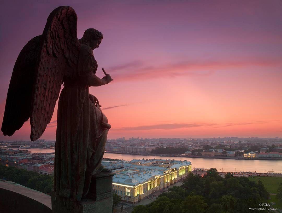 Angels originally from St. Petersburg 53