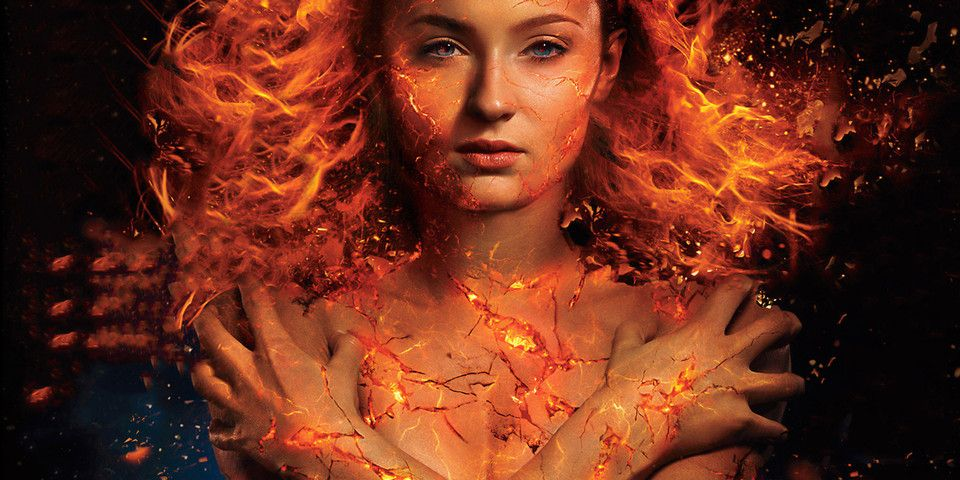 X Men Dark Phoenix New Mutants 2019 Release Dark Phoenix Phoenix Costume Jean Grey Phoenix