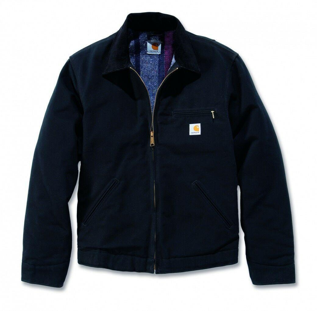 Photo of Carhartt Jacket Duck Detroit/Jacket/ Workwear/ Men / S M L XL XXL  | eBay