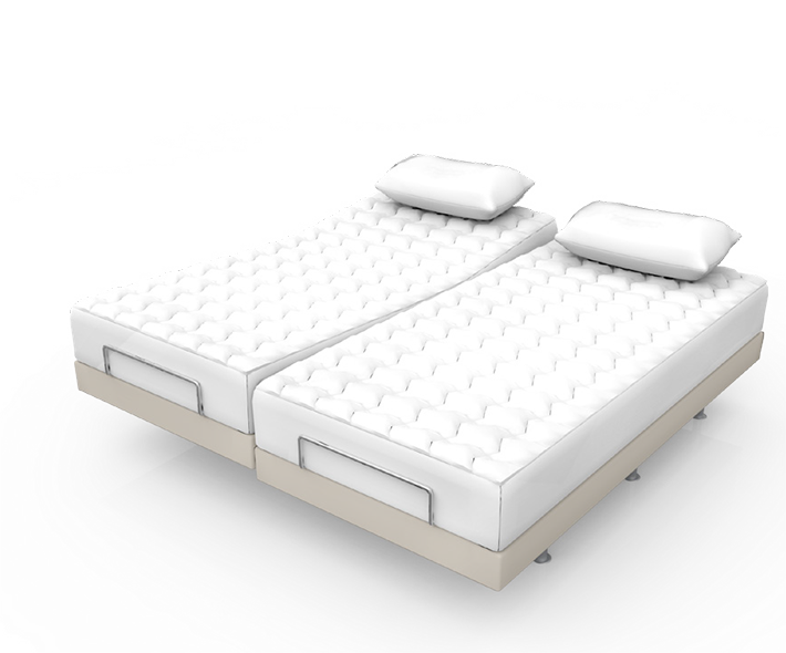 Perfect Fit™ Massage Bed Massage bed, Bed, Bed mattress