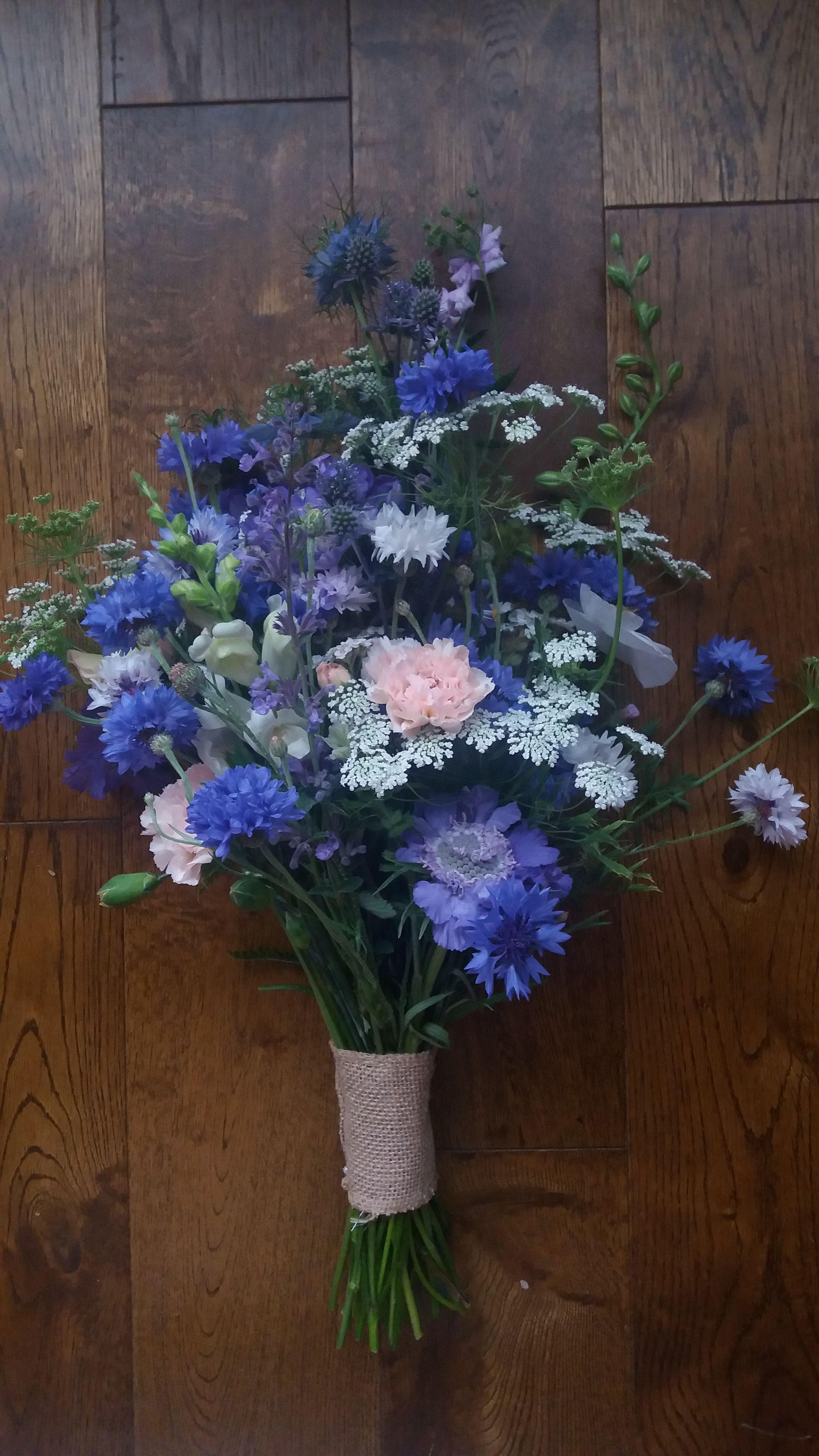 Luxury Wedding Flowers Chelmsford Ornament - Blue Wedding Color ...