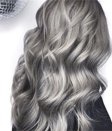 Playing With Silver Hair Color Formula Hair Color Formulas