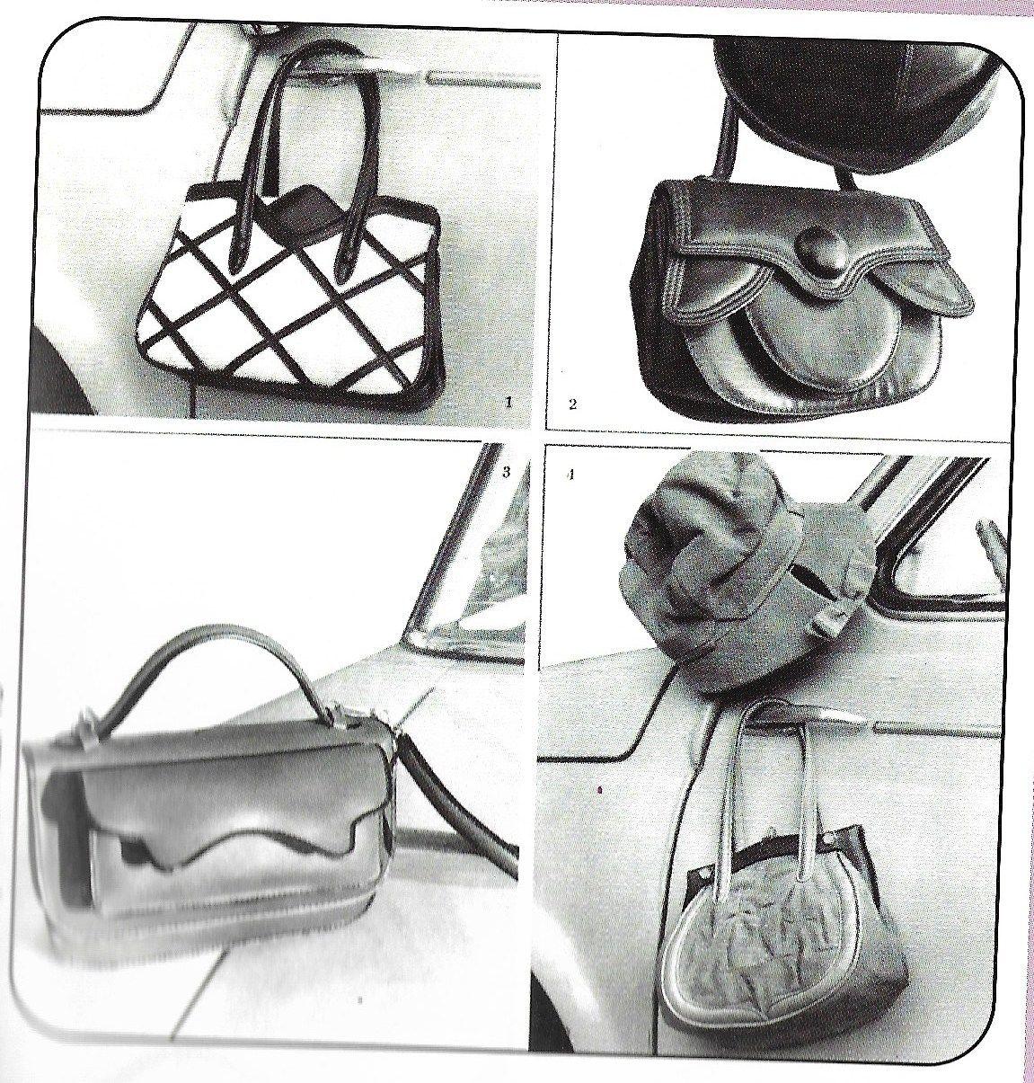 1960s handbags