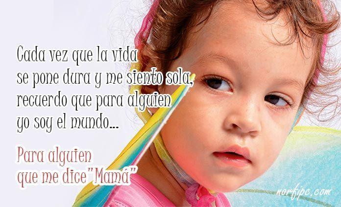 Las más hermosas frases de amor para tu bebe en la panza que viene en camino en tu vientre o que ya nació.
