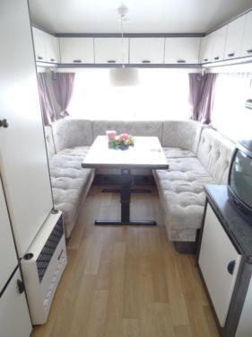 wohnwagen hobby 10 e vorzelt t v gutacten in bayern. Black Bedroom Furniture Sets. Home Design Ideas