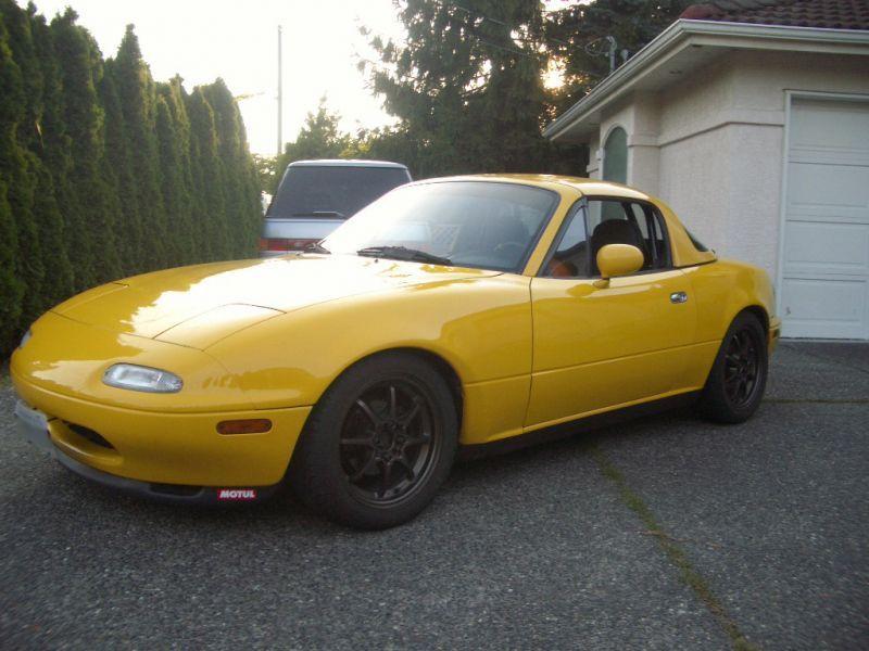 Sunburst Yellow Sunburstmiata 035 Mazda Miata Mx 5 Picture Gallery Miata Mazda Miata Mazda