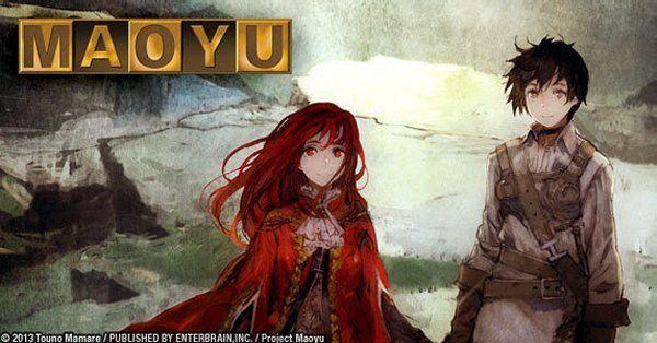 The Anime Network Debuts 'Maoyu' Anime Streaming