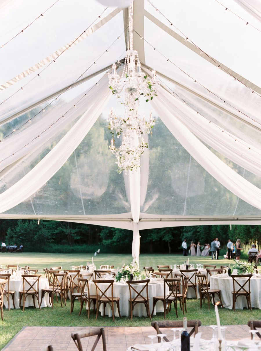 Wedding decoration ideas in kerala  Natural  Airy Wedding with a Timeless Design  Ontario Summer