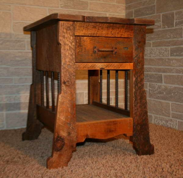 Superbe Barnwood Furniture Ideas | Barnwood Tables Barnwood Tables With Stone Wall