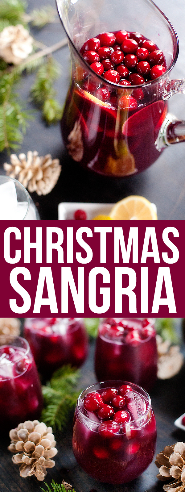christmas sangria (red)