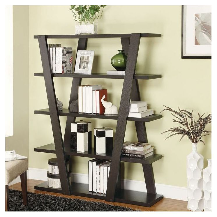 Etagere Bookcase Home Furniture Minimalist Bookshelves Home