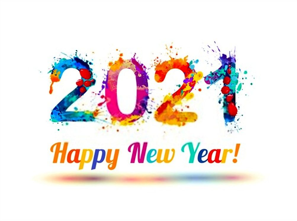 Happy New Year Images 2021, Wallpapers, Pictures, Photos