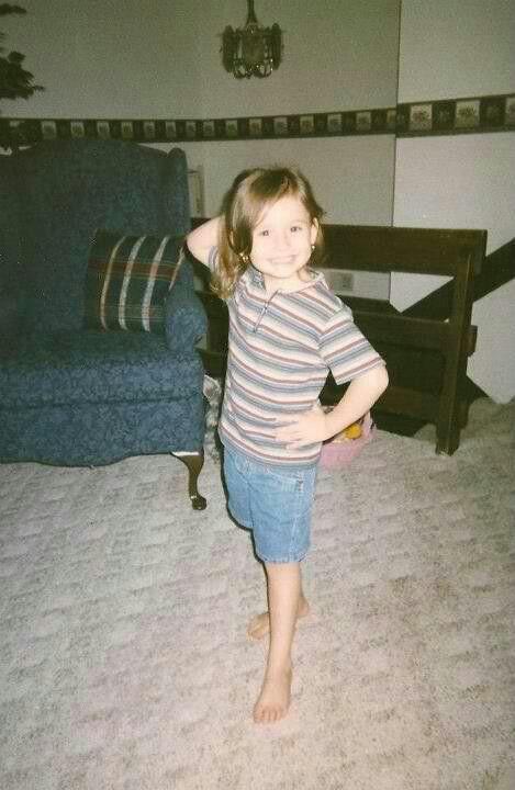 Little diva Kate