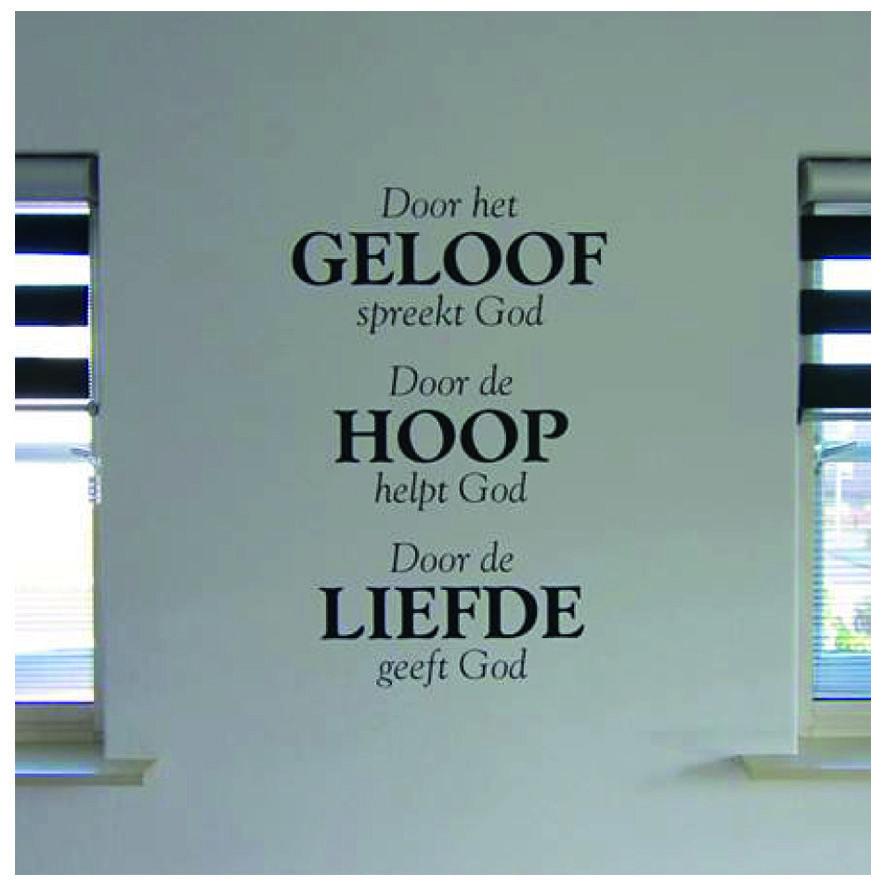 Favoriete Geloof Hoop En Liefde Tekst QM67 | Belbin.Info @QD61