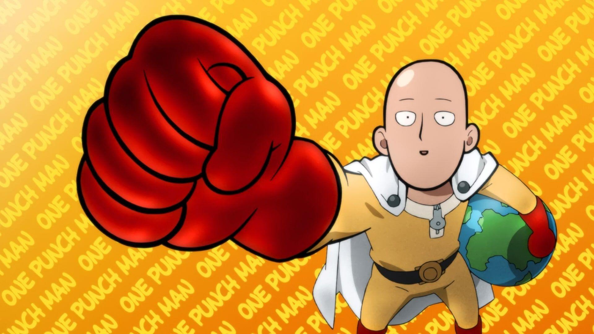 One Punch Man Season 2 Opening Wallpaper Punch man, One