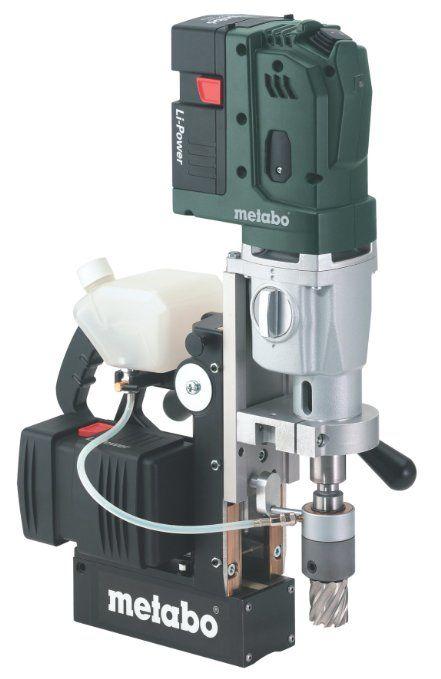 Metabo MAG 28 LTX 25.2-Volt Cordless Magnetic Drill Press - Amazon.com