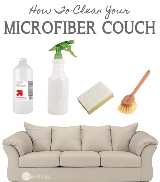 Marvelous How To Clean A Microfiber Couch Other Furniture Creativecarmelina Interior Chair Design Creativecarmelinacom